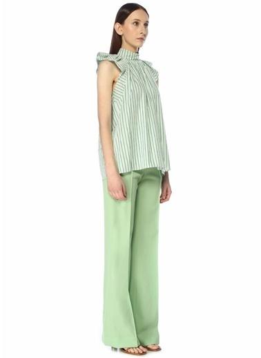 Victoria Victoria Beckham Pantolon Yeşil